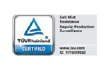 TUV Salt Mist Resistance - Regular Production Surveillance